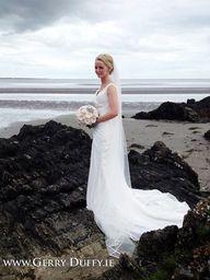wedding video shot in Blackrock Beach, dundalk