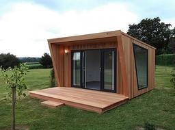 Green Retreats Pinnacle Garden Room