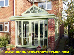 BESPOKE REHAU COLOURED UPVC CONSERVATORY