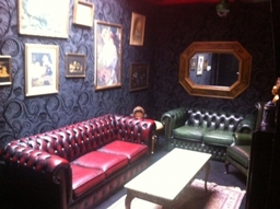 poker/lounge Room