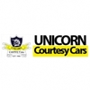 Unicorn Courtesy Cars