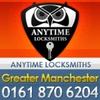 Anytime Locksmiths Greater Manchester
