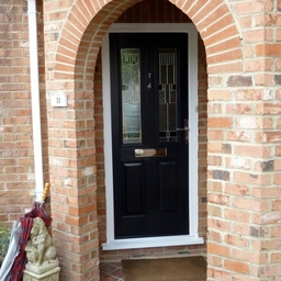 High quality composite door