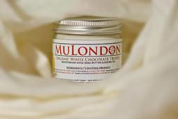 MuLondon Organic White Chocolate Moisturiser
