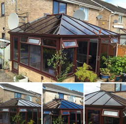 Replacement Conservatory Roof from Poly to Glass