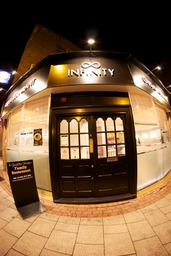 Welcome to Infinity cafe and restaurant