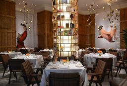 Frescobaldi Restaurant Interior