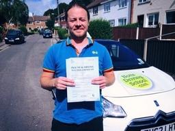 nottingham driving lesson reviews