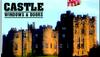 Castle windows and doors Northumberland