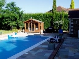 External Swimming Pool - Architects in Sussex