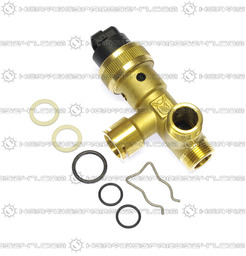 Vaillant Turbomax Plus Diverter Valve 252457