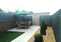 Garden Makeover in Faringdon
