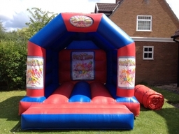 Party time Castle 12 X 10 From £50