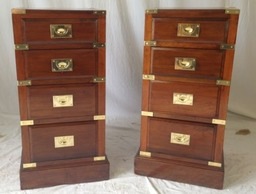 Military Bedside Drawers