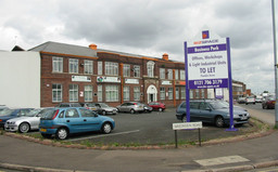 Bizspace business centre in Tyseley