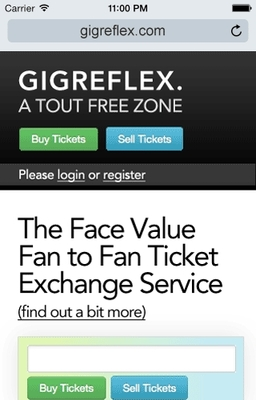 Gigreflex Mobile