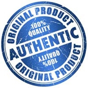 We sell genuine authentic products sourced from official UK based distributors.