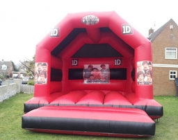 15ft X 15ft One Direction 15ft x 15ft 50.00 per day