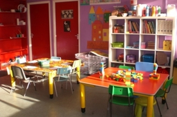 Afterschool Art Room