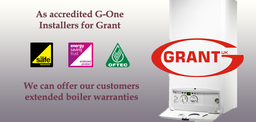 Accredited Grant G-One Installers
