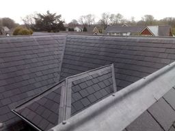 Slate Roof Repairs - Roofers In Edinburgh
