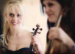 London's all-female string quartet