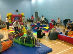 Soft Play at the Selsey Centre
