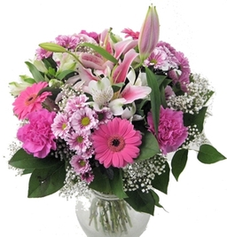 Girlie flowers for baby girl or a BIG girl From £27.50 + £5.00 next day delivery