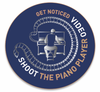 Shoot The Piano Player Wedding Videography