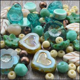 Aqua Cream Inspiration Mini Pack