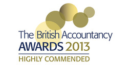British Accountancy Awards Winner