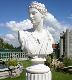 Classical Statue Marble Garden Ornaments David Sharp Di