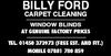 Billy Ford Window Blinds