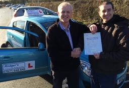 Congratulations Pete Wright from Bicester.