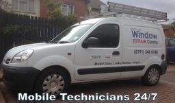 Our mobile technicians can carry out most repairs on the spot!
