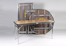 Easylift Aluminium Tables