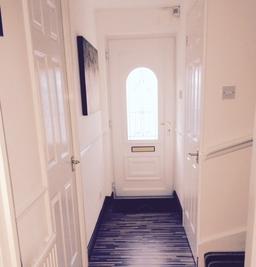 Hallway And Door