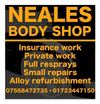 Neales body shop