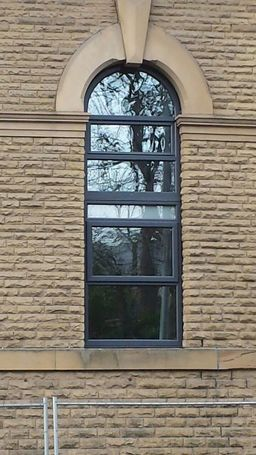 Large Restoration Windows
