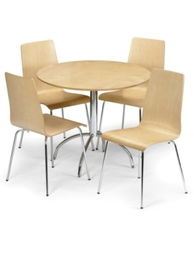 Mandy Maple Dining Set