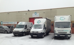 Worldwide Snow - Vehicles ready for action in all weathers !!!