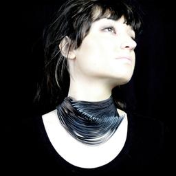 Emma Ware's Stunning Pulse Necklace