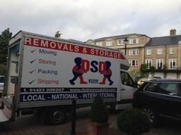 DSD House Removals Harrogate