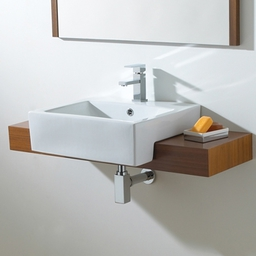 Sanitaryware including many styles of toilets and basins