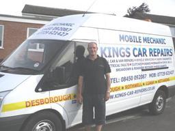 Kings Car Repairs - Desborough, Rothwell, Kettering, Corby