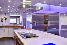 Miele Centre at Spillers full of Miele appliances