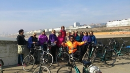 Great group tour activity