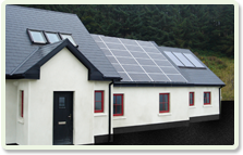 Glass Windows and Solar Panels