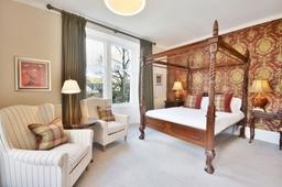 Premier room at Knockendarroch Hotel and Restaurant in Pitlochry