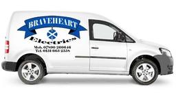 Braveheart Electrics Van